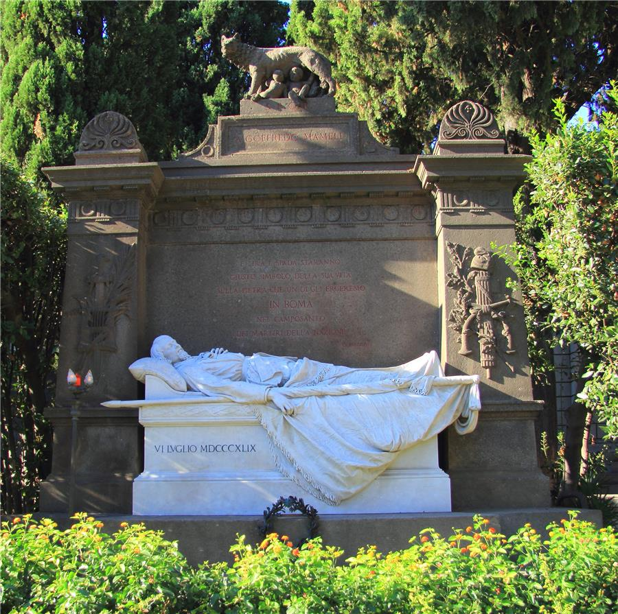About the cemetery - Verano Monumental Cemetery (Rome, Italy)